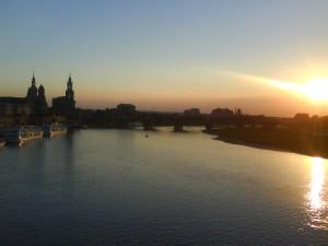 Elbe - Dresden 2010